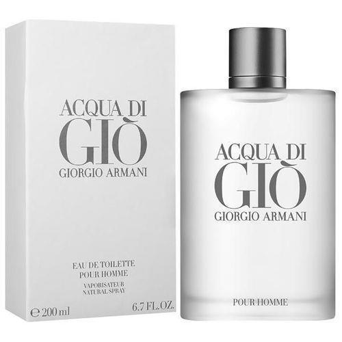 Perfume Giorgio Armani Acqua Di Giò Eau de Toilette Masculino 200 Ml