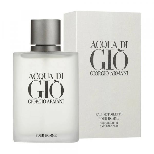 Perfume Giorgio Armani Acqua Di Gio Eau de Toilette Masculino 100ML