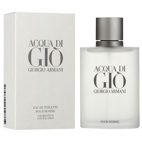 Perfume Giorgio Armani Acqua Di Gio Masculino Eau de Toilette 50ml