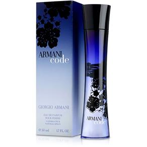 Perfume Giorgio Armani Code Feminino - Eau de Parfum - 50 Ml