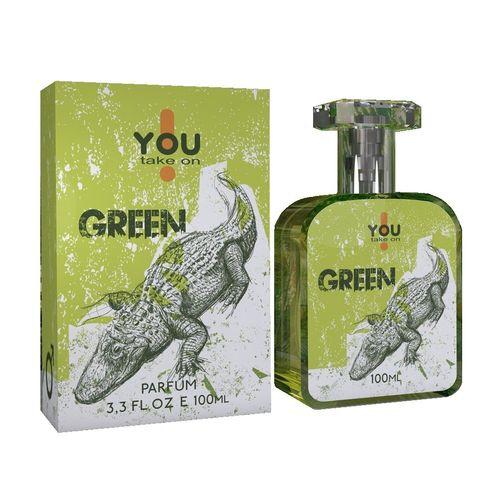 Perfume Green Masculino 100 Ml