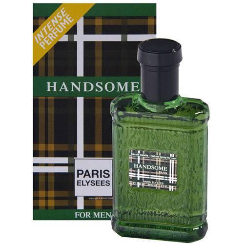 Perfume Handsome Masculino Eau de Toilette 100ml | Paris Elysées