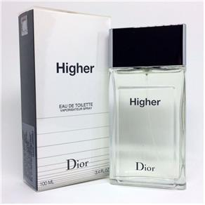 Perfume Higher Masculino Eau de Toilette - Dior - 100 Ml