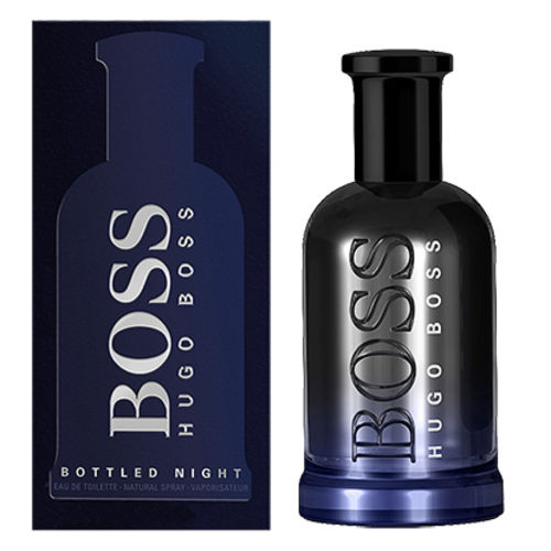 Perfume Hugo Boss Bottled Night 100ml Eau de Toilette Masculino