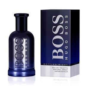 Perfume Hugo Boss Bottled Night Eau de Toiletti Masculino