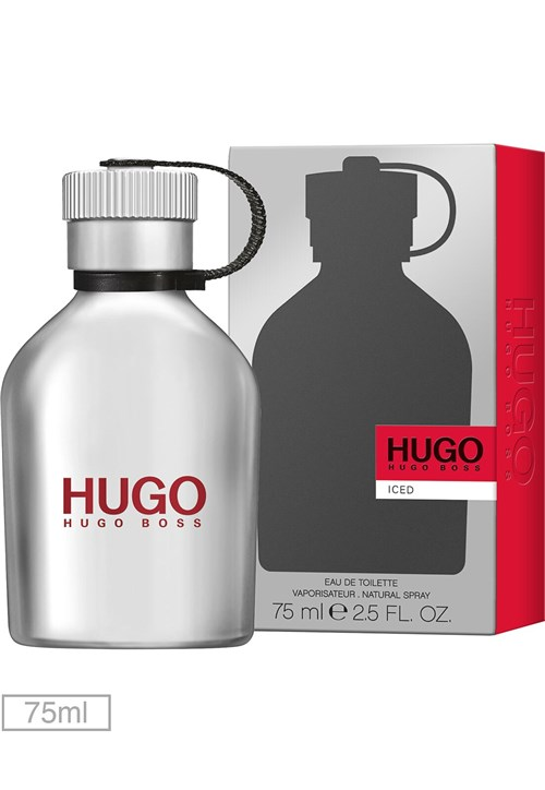 Perfume Hugo Iced Hugo Boss 75ml