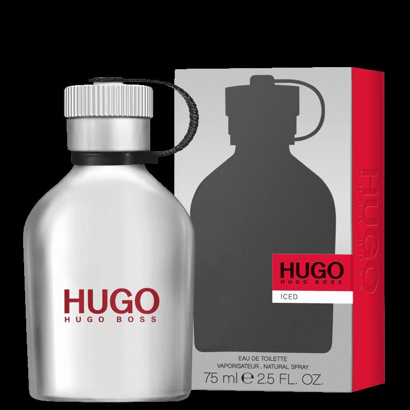 Perfume Hugo Iced - Hugo Boss - Masculino - Eau de Toilette (75 ML)