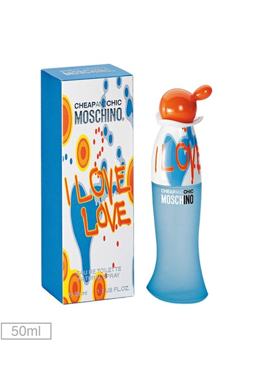 Perfume I Love Love Moschino 50ml