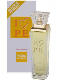 Perfume I Love P.e. Edt 100ml Feminino - Paris Elysees