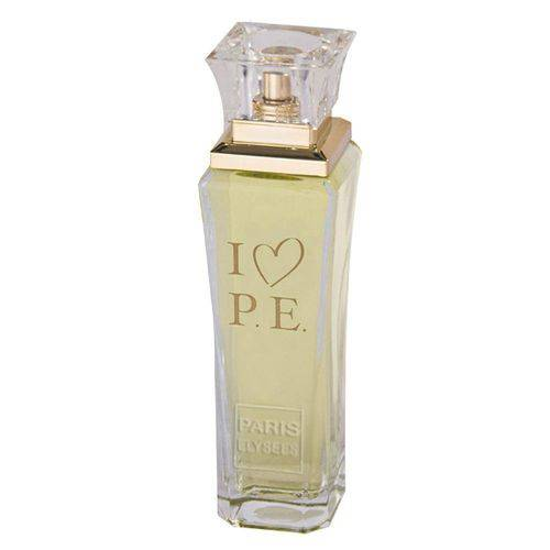 Perfume I Love P.E. Feminino EDT 100 Ml - Paris Elysees