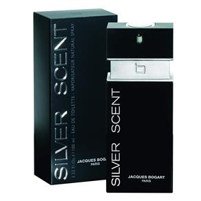 Perfume Jacques Bogart Silver Scent Vap Eau de Parfum Masculino - 100ml