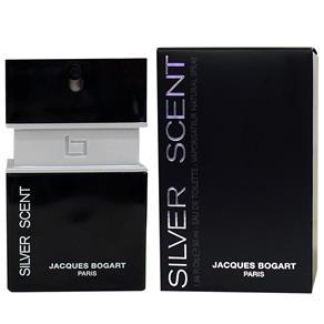 Perfume Jacques Bogart Silver Scent Vap Eau de Toilette Masculino - 50ml
