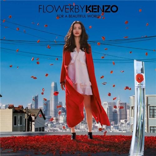 Perfume Kenzo Flower By Kenzo Feminino Eau de Parfum