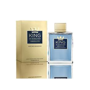 Perfume King Of Seduction Absolute For Men Antonio Banderas EDT 200ml