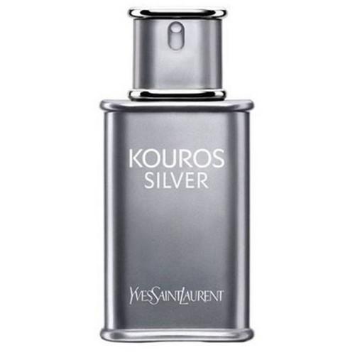 Tudo sobre 'Perfume Kouros Silver Eau de Toilette Masculino'