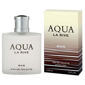 Perfume La Rive Aqua Eau de Toilette Masculino – 90ml