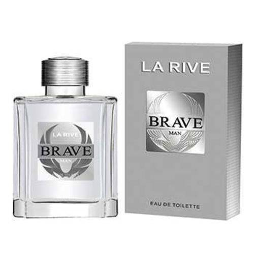 Tudo sobre 'Perfume La Rive Brave Man Edt 100 Ml'