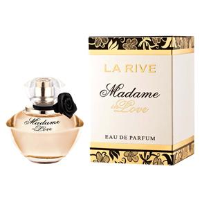 Perfume La Rive Madame In Love Eau de Parfum Feminino – 90ml