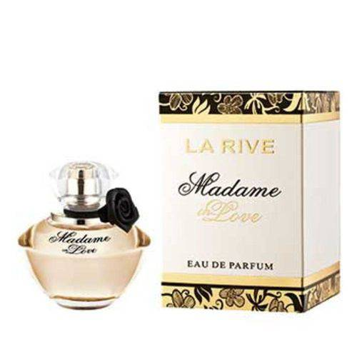 Tudo sobre 'Perfume La Rive Madame In Love Edp 90ml'