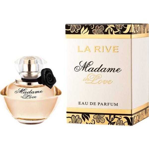 Perfume La Rive Madame In Love Feminino Eau de Parfum 90ml - P Rive