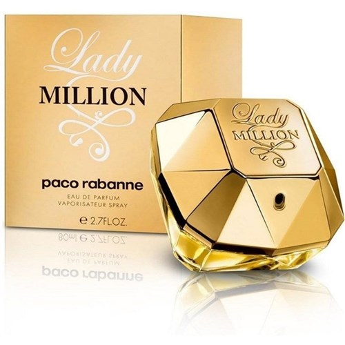 Perfume Lady Million 30Ml Edp Feminino Paco Rabanne
