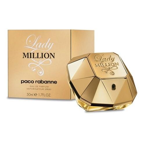 Perfume Lady Million 50Ml Edp Feminino Paco Rabanne