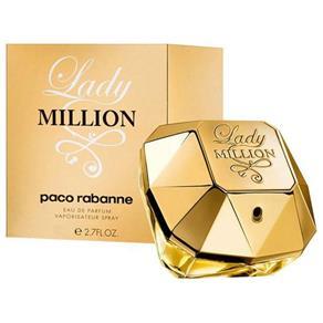 Perfume Lady Million Eau de Parfum Feminino 80ml - Paco Rabanne