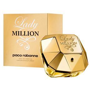 Perfume Lady Million Eau de Parfum Feminino - Paco Rabanne - 30 Ml