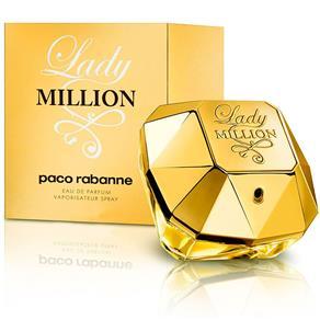 Perfume Lady Million Eau de Parfum Paco Rabanne Feminino - 50 Ml