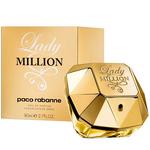 Perfume Lady Million Edp Feminino 80ml - Paco Rabanne