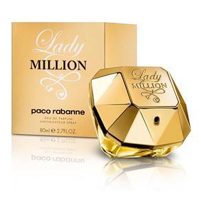 Perfume Lady Million Edp Feminino Paco Rabanne - 30ML