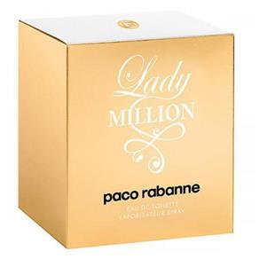 Perfume Lady Million Edp Feminino Paco Rabanne - 50 Ml