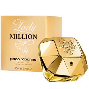 Perfume Lady Million EDP Feminino Paco Rabanne - 80ml