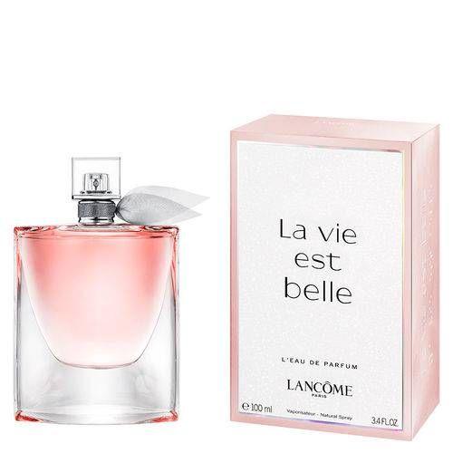 Perfume Lancôme La Vie Est Belle Feminino Eau de Parfum 100ml