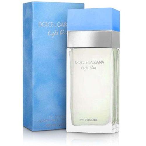 Perfume Light Blue 100ml Feminino Dolce Gabbanä Eau de Toilette