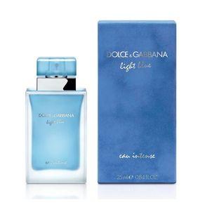Tudo sobre 'Perfume Light Blue Intense Feminino Eau de Parfum 25ml'