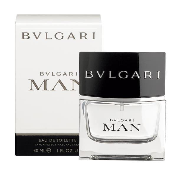 Perfume Man Masculino Eau de Toilette 30ml - Bvlgari