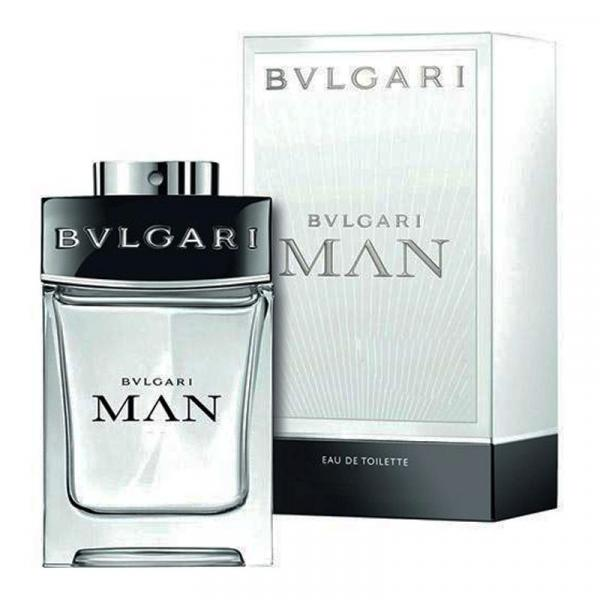 Perfume Man Masculino Eau de Toilette 100ml - Bvlgari