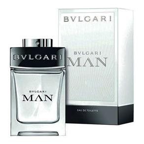 Perfume Man Masculino Eau de Toilette - Bvlgari - 100 Ml