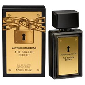 Perfume Masc Antonio Banderas The Golden Secret - 30ml