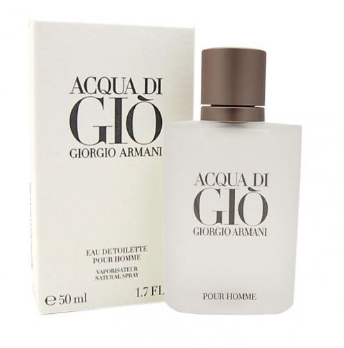 Perfume Masculino Acqua Di Gio Eau de Toilette 50ml - Giorgio Armani
