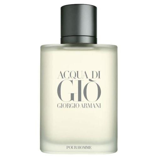 Perfume Masculino Acqua Di Giò Pour Homme Giorgio Armani Eau de Toilette 100ml