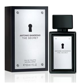 Perfume Masculino Antonio Banderas The Secret 30ml