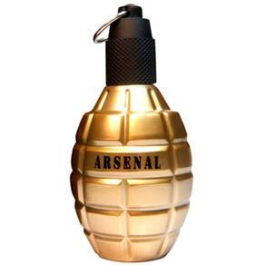 Perfume Masculino Arsenal Gold Eau de Parfum - 100 Ml