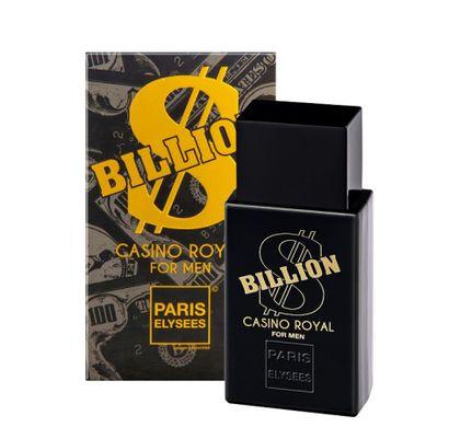 Perfume Masculino Billion Casino Royal 100ml - Paris Elysees
