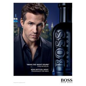 Perfume Masculino Boss Bottled Night Hugo Boss Eau de Toilette 50Ml