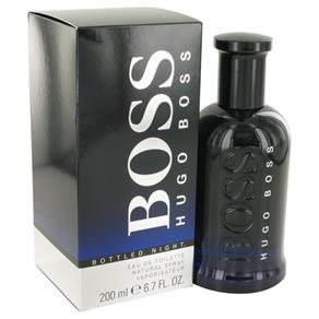 Perfume Masculino Bottled Night Hugo Boss 200 Ml Eau de Toilette