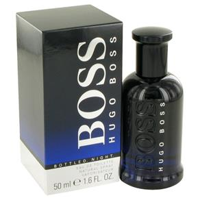 Perfume Masculino Bottled Night Hugo Boss 50 Ml Eau de Toilette