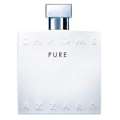 Perfume Masculino Chrome Pure Azzaro Eau de Toilette 100ml
