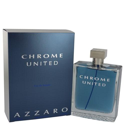 Perfume Masculino Chrome United Azzaro 200 Ml Eau de Toilette